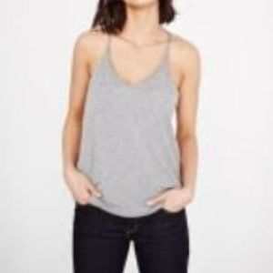 NWT - RW & Co - Light Gray Cami